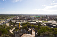 Viewing Deck at Lookout Hill in Khayelitsha [1506060239]