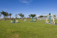 Outdoor Gym at Khayelitsha Wetlands Park [1506060302]