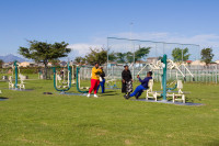 Outdoor Gym at Khayelitsha Wetlands Park [1506060312]