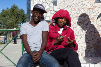 Our black youth of Khayelitsha [1506060336]