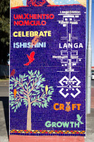 Wellington Street arts and crafts in Langa [1506060386]
