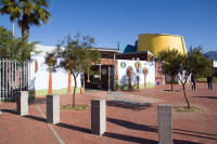 Guga S'Thebe Arts and Cultural Centre in Langa [1506060394]