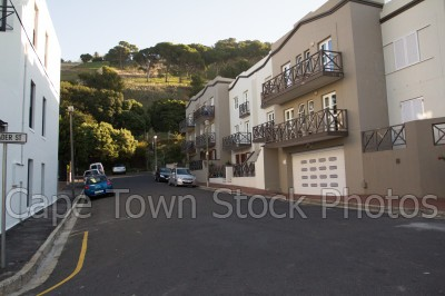 green point,homes,streets