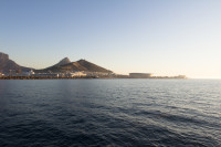 Sunset cruise from the V&A Waterfront  [1507030590]