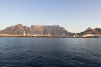 Table Mountain from Table Bay [1507030592]