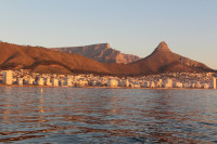 Sunset cruise from the V&A Waterfront  [1507030615]