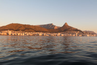 Sunset cruise from the V&A Waterfront  [1507030618]