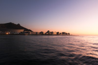 Sunset cruise from the V&A Waterfront  [1507030649]
