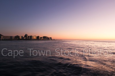 sunset,table bay,sea point,boats,cruises