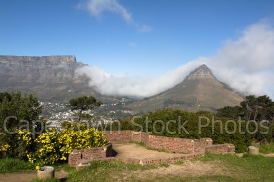 signal hill,lions head,table mountain