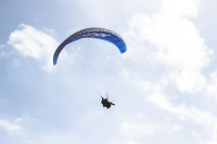 Paragliding from Signal Hill [1508080813]