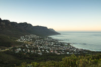Morning Camps Bay from Lion's Head [1512183454]