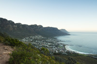 Morning Camps Bay from Lion's Head [1512183463]