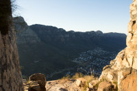 Twelve Apostles mountains from Lion's Head [1512183492]